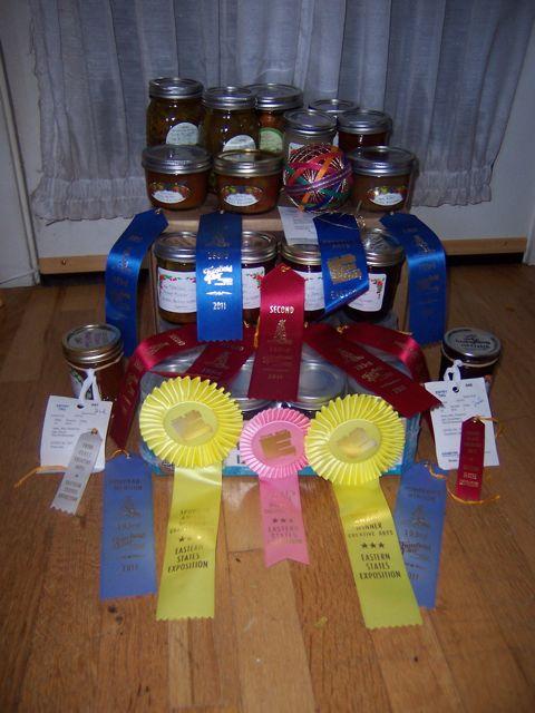 2011 fair prizes